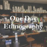 one_day_ethnography
